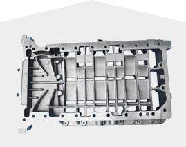 驱动附件支架及梯形框架